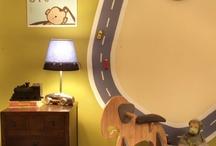 Brady Bedroom Ideas / by Jaime E.