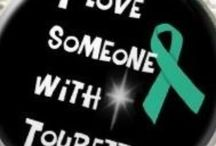 TS / My son was diagnosed with Tourette's Syndrome in August 2013. I am trying to learn all I can to raise awareness and be his best advocate!  / by Jess Hermoe