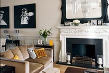 Interiors Inspiration / by Ashley Caudill