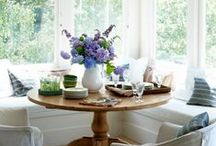 Interiors / by Lizzie Reuth