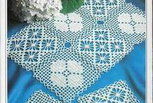 New Filet Crochet projects / Ideas for new projects / by BearMtnCrochet