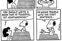 Peanuts — Comics / by Lynn LaFleur