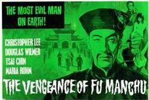 Fu Manchu / by Thea Smith