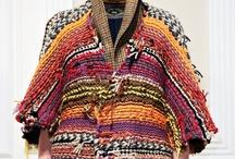knit, knits, knitting / by tinct handdyes