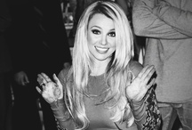 Britney in Black & White / Britney looks beautiful and perfect even in Black & White photos! (Curated by @GabrielOnyx) / by Gabriel Onyx