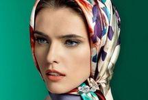 Eşarp-Şal-Türban-Scarf-Hijab / by Modanisa