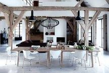 Studio House / Where it's all about the creation of art. / by ANNiE Hall-Hines