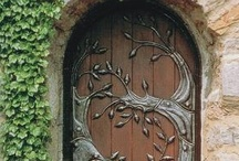 Doors, Gates & Passages / by Rosalyn Wilson