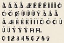 Typeface Design / by Saranna Drury