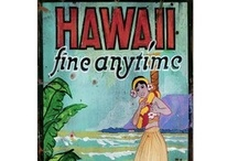 """Vintage Travel Posters / Travel was the most interesting & exciting thing to do many years ago.  The changes have taken away the Romance from Travel!  Now it's...""""get me there as fast as you can!""""   Also added... Old Posters of events coming up! / by Sharon Ellingson"""