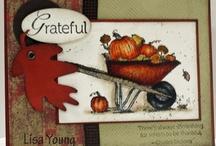 Handmade cards stampin up / by Charlene Kinnier