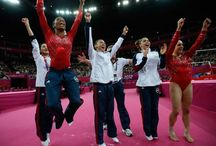 I love gymnastics / by Julie Slape