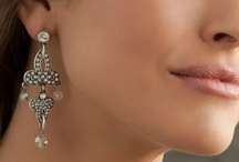 Touchstone Crystal / Beautiful Fashion Jewelry made with Swarovski Elements, Swarovski Gemstones, Swarovski Marcasite and Swarovski Pure Brilliance Zirconia.  Stunning pieces.  Great Prices.  Shop directly online at:  www.mytouchstonecrystal.com/kit / by Kim Tallau