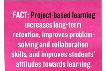 We <3 PBL. / Looking to try project-based learning (PBL)? We've gathered some of the best resources to get started. For you PBL veterans out there, we've got tips and tricks to keep your lessons challenging and fun! / by edutopia