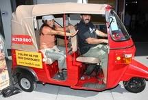 Rickshaws (Tuk Tuks) / by Alter Eco