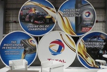 Total Lubricants (USA/ France) 20 X 40 — at AAPEX 2012 Las Vegas / by Moose Exhibits