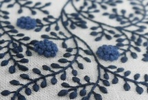 Embroidery / by June Dolly
