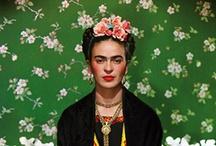 Frida / by Camila Andrade