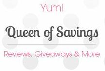 Yum! / by Queen of Savings