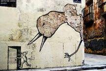 Street Art / by Mike Nixon