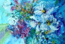Floral Art / by Artfinder
