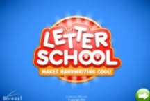 ALPHABET Apps / Find our Top Picks for alphabet and letter apps (4 1/2 - 5 stars) along with other great apps to check out. Explore learning letters with kids using technology! / by Smart Apps For Kids