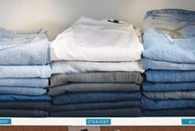 Foldables / Closet Storage  / by Stylebook App: Closet Organizer
