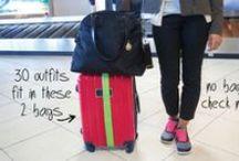 Travel & Packing Wardrobe Tips / by Stylebook App: Closet Organizer