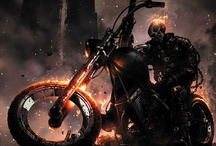 Vengeance / Ghost Rider / by Holly Ervin