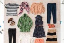 wardrobe building / by Stylebook App: Closet Organizer