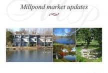 Millpond North Andover / A look at life at Millpond Townhomes in North Andover. To learn more about the development including available homes for sale, previous sales and homeowner information visit www.northofbostonliving.com/millpond/ / by Lisa Johnson Sevajian