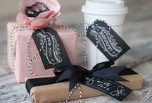 Gift Ideas / by Kathleen Summers