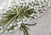 embroidery / by Beneath the Rowan Tree