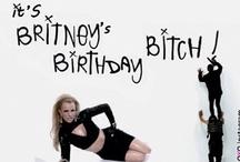 #HappyBirthdayBritney / A few of the MANY Birthday wishes for Britney's 31st birthday! / by Britney Spears