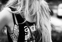 I'm As Free As My Hair / by Keshia Griffiths