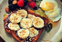 Breakfast Recipes / by Maggie Arnold