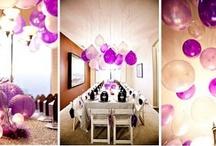 Party Ideas / by Tasha Conrad