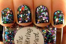 Nailed It! / Stylish Fingernails! / by Tasha Conrad