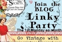 Crafty Secrets Giveaways and Linky Party / by Crafty Secrets