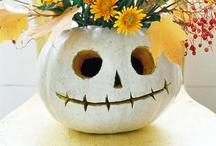 Halloween / Chic & Girly = Better Halloween / by Tasha Conrad