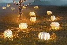 Autumn  / Cute fall decorations and ideas! Including Fall foods and drinks! / by Tasha Conrad
