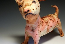 animals, / animals: drawn, painted, molded,figural / by Martin Waubke