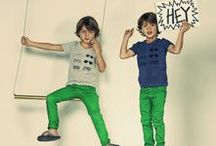Cool Kids Style & Styling / Cute & cool kids & quirky #childrenswear inspiration.  / by Trendstop.com Fashion Trend Forecasting