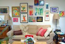 Family room ideas / by Melissa Jerves