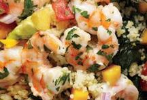Seafood Recipes / Recipes using fish / by Irene MacKinnon