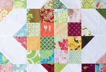 my quilt board / by Alicia Booth