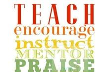 Teaching Ideas / by Brianna Boisture