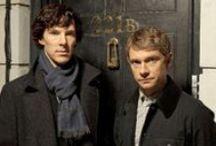 Sherlock / by Caitlin Woody