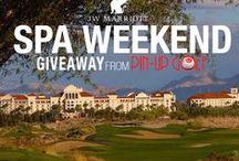 Contests / by JW Marriott Las Vegas Resort & Spa