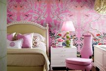 Beautiful Bedrooms / by Holly Phillips @ The English Room